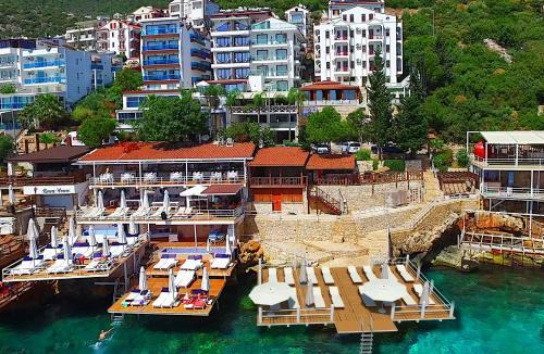 Kas Medusa Hotel online rezervasyon