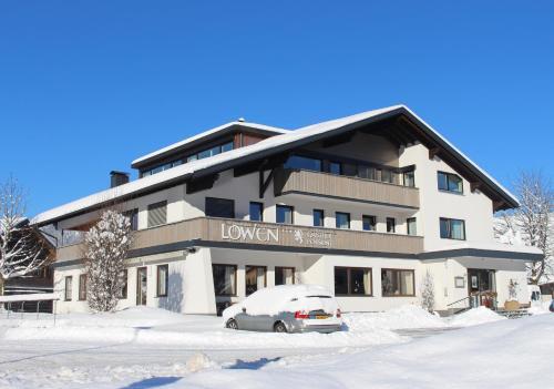 Gasthof Pension Löwen - Hotel - Andelsbuch