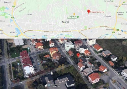 Dub Apartments Zagreb Oda fotoğrafları