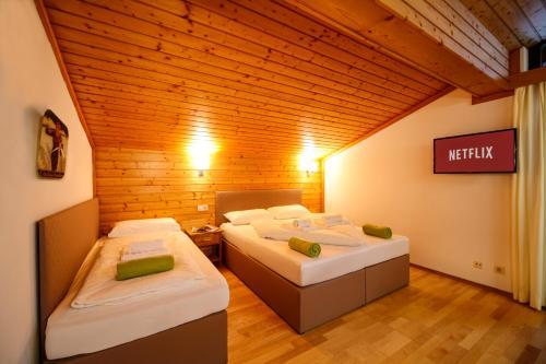 Hotel-overnachting met je hond in Saalbach Apartments Landhaus Bernkogel - Saalbach-Hinterglemm