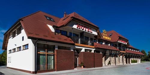 Trzy Korony - Hotel - Głogów Małopolski