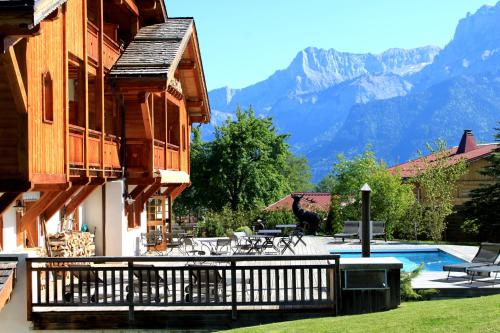 Le Cerf Amoureux Hotel And Spa