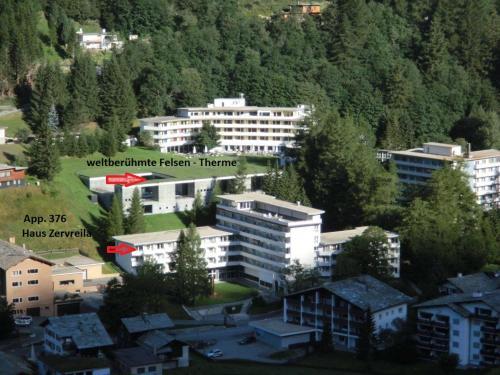 Haus Zervreila - Apartment - Vals