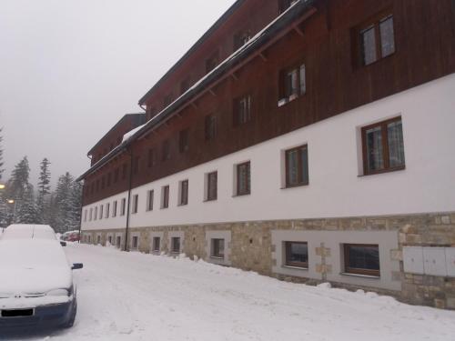 Apartmán Špičák Sruby - Apartment - Špičák