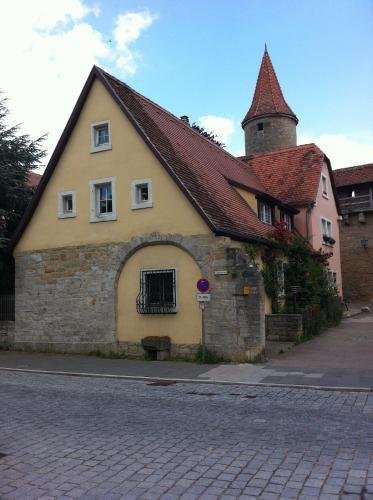 Accommodation in Wichsenstein