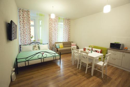 . Best apartments Teplice