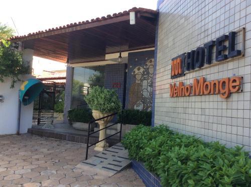 Фото отеля Hotel Velho Monge