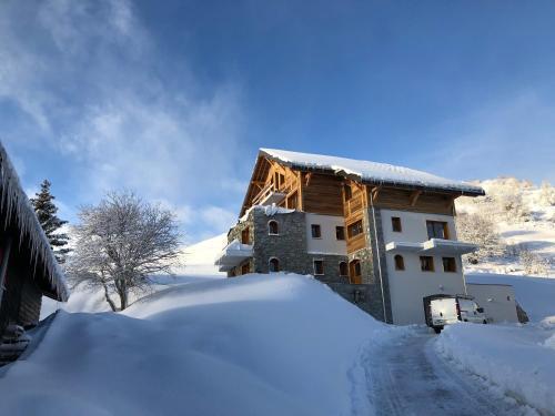 Chalet Skiopied - Apartment - La Toussuire