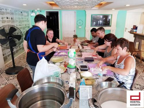 D Hostel Bangkok photo 34