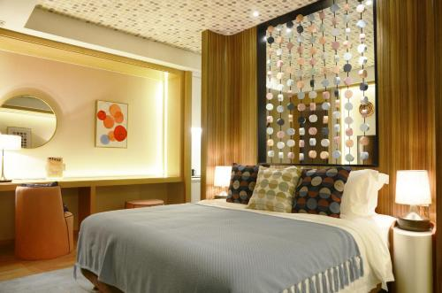 SHANGHAI DECO Hotel Люкс с 1 спальней