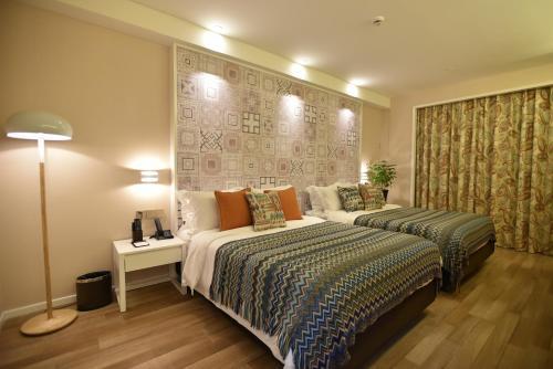 SHANGHAI DECO Hotel Семейный номер