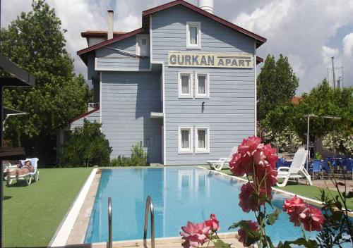 Dalyan Gurkan Apart Hotel ulaşım