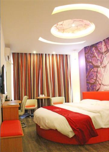 . Thank Inn Chain Hotel Gansu Pingliang Kongtong District South Gate Crossroad