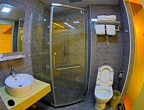 . Thank Inn Chain Hotel Jiangxi Jian Erqi Road