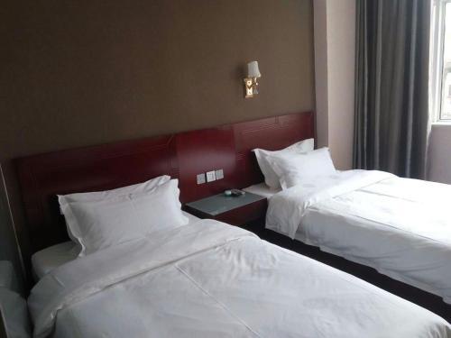 . Thank Inn Chain Hotel Henan Shangqiu Railway Station Zhanqian Road West Branch