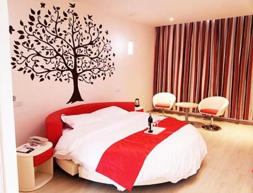 . Thank Inn Chain Hotel Sichuan Suining Mingyue Road