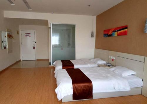 Thank Inn Chain Hotel Shandong Qingdao Tianyi Renhe Chenghe Distirct Xiucheng Road