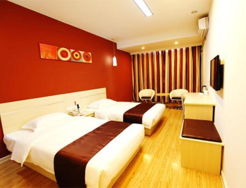 . Thank Inn Chain Hotel Shandong Shouguang Shengcheng Street Jieshi Road