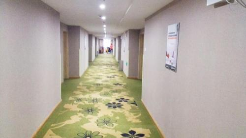 . JUNYI Hotel Hebei Cangzhou West High-speed Rail Station