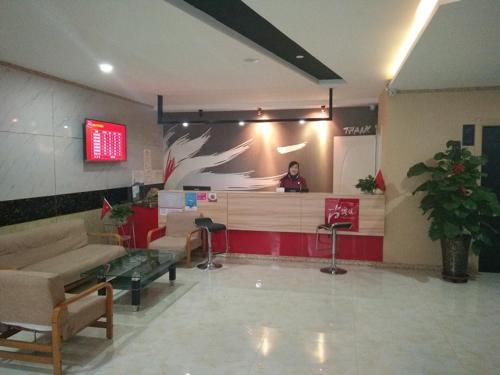 . Thank Inn Chain Hotel Shandong Dezhou Decheng District Wanda Plaza