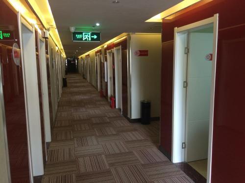 . Thank Inn Chain Hotel Henan Shangqiu Railway Station