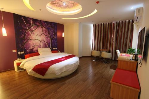 . Thank Inn Chain Hotel Fujian Quanzhou Quanxiu