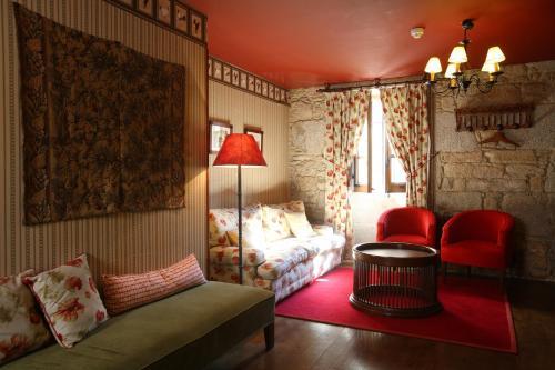 صور غرفة Pazo La Buzaca