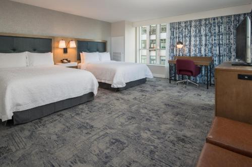 Hampton Inn And Suites By Hilton Portland-Pearl District in Portland