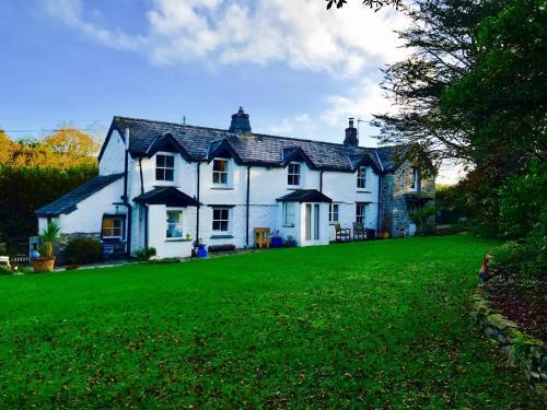Lana Vale Cottage, Port Gaverne, Cornwall