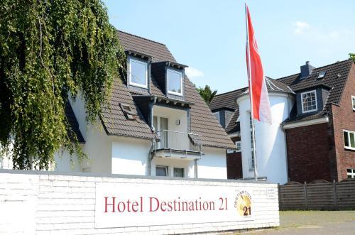 Hotel Destination 21 impression