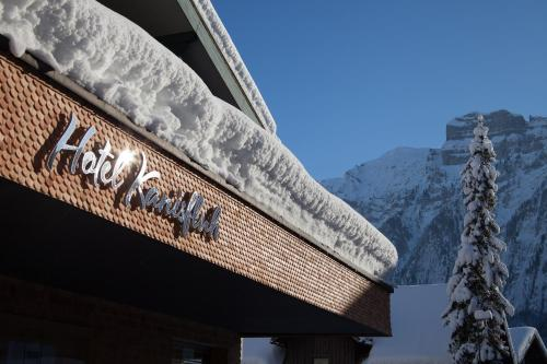 Hotel Kanisfluh Mellau