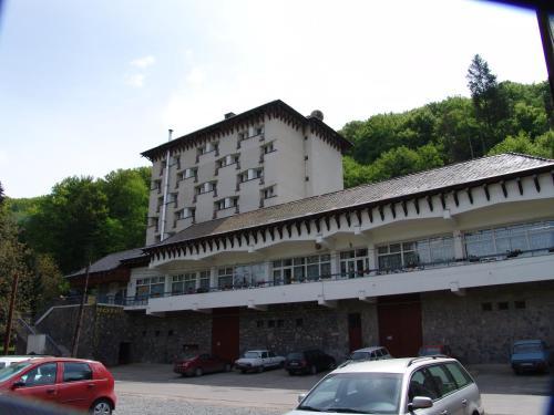 . Hotel Hefaistos - Sovata
