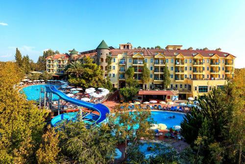 Side Dosi Hotel rezervasyon