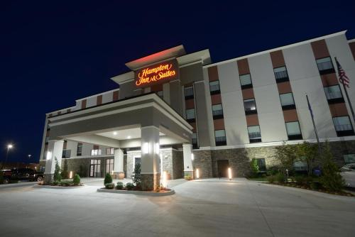 Hampton Inn - Suites Stillwater West OK