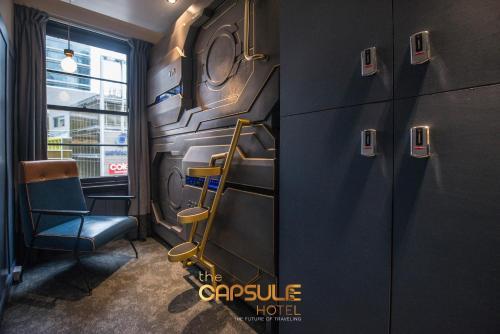 The Capsule Hotel - image 9
