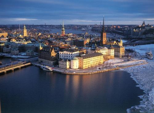 Stockholm Checkin Apartment Fridhemsplan photo 16