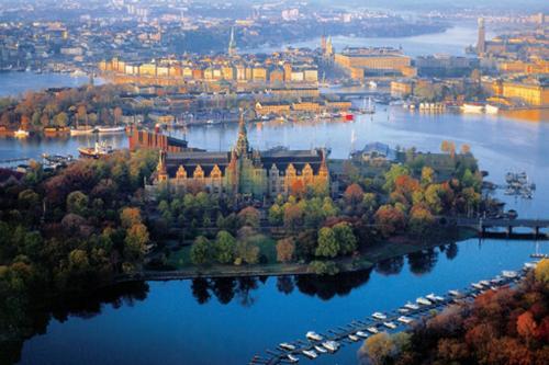 Stockholm Checkin Apartment Fridhemsplan photo 17
