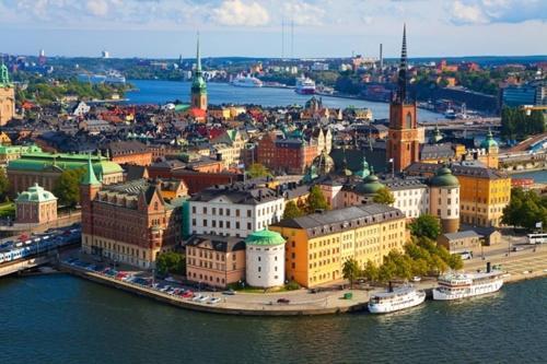 Stockholm Checkin Apartment Fridhemsplan photo 19