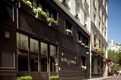 Hôtel Caron photo 31