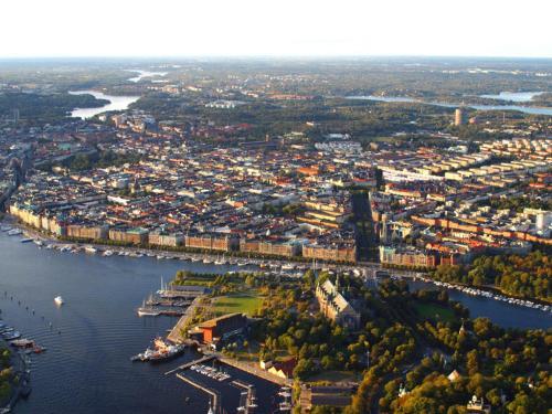 Stockholm Checkin Apartment Fridhemsplan photo 20