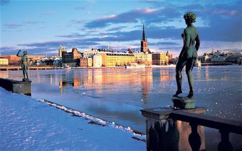 Stockholm Checkin Apartment Fridhemsplan photo 21