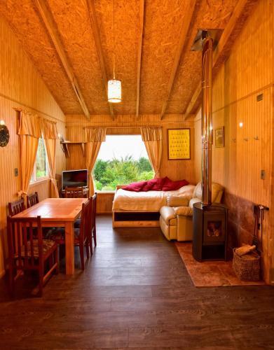 . Cabaña Nueva en Ancud Chiloe