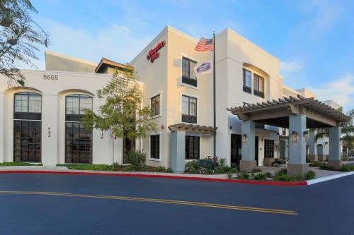 Hampton Inn Santa Barbara/Goleta in Santa Barbara