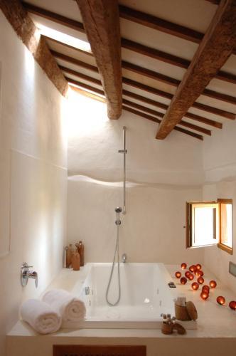 Habitación Doble - 1 o 2 camas Alcaufar Vell Hotel Rural & Restaurant 9