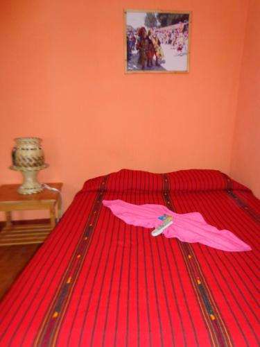 Hotel Encuentro del Viajero 룸 사진