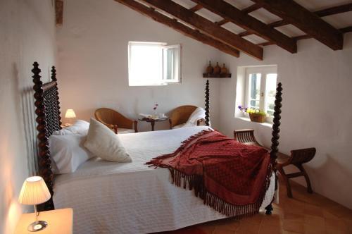 Double or Twin Room Alcaufar Vell Hotel Rural & Restaurant 8