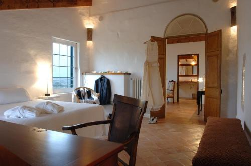 Suite Junior Alcaufar Vell Hotel Rural & Restaurant 8