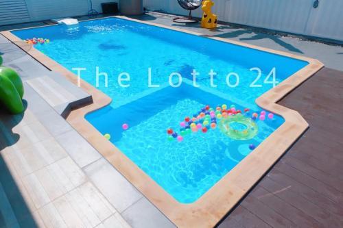 The Lotto24 pool villa The Lotto24 pool villa