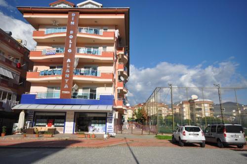 Alanya M.Tasdemir Apartment odalar