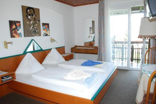 Фото отеля Hotel Garni Gastehaus Hutter